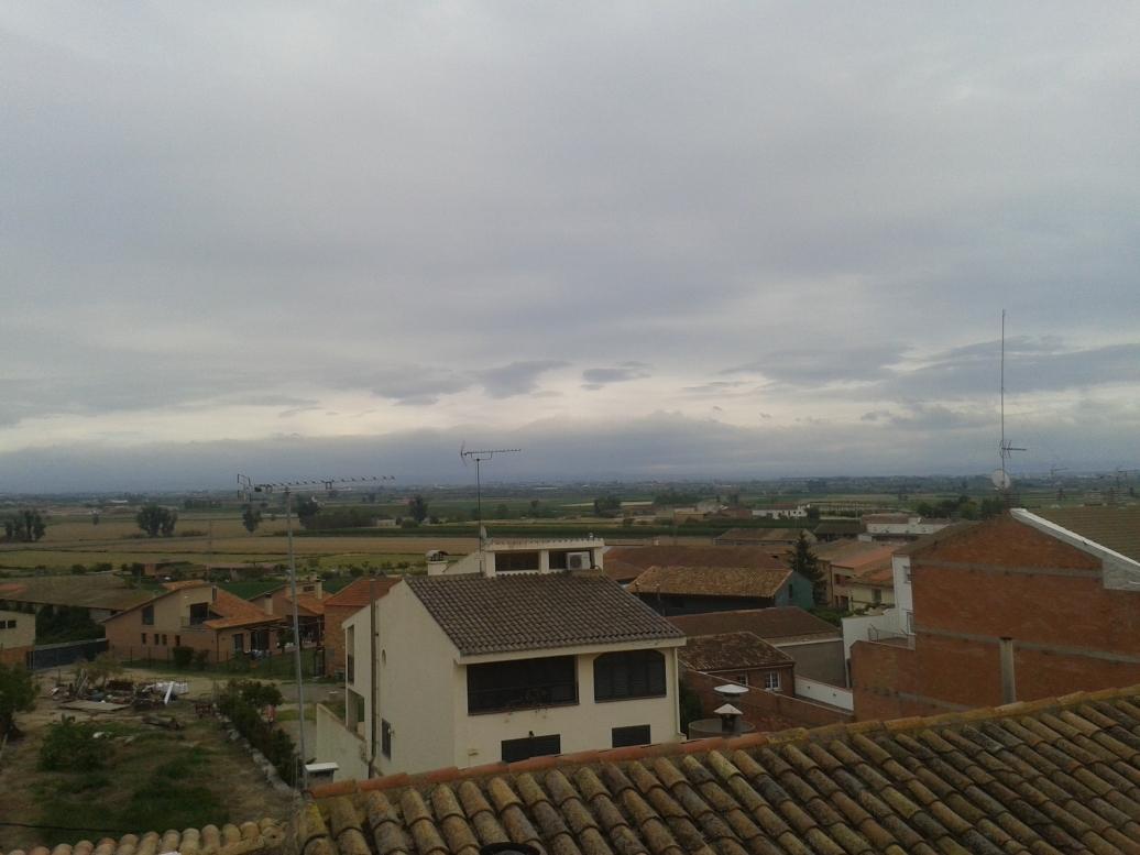 Vistas des de la terraza de la Guspira