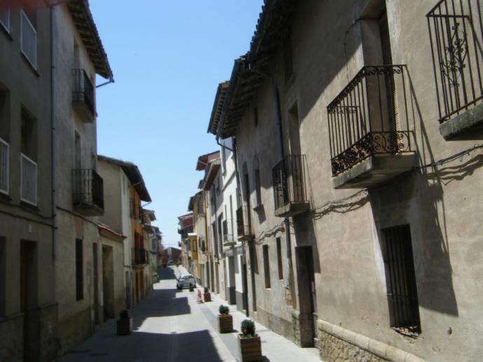 Paso por Sant Pere de Torelló