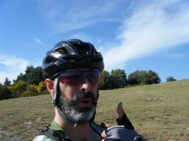 Cima conseguida (1346 msnm)...