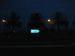 ... llegada a Ocata!! Fin de la ruta Meridiano Verde algo desangelada... el Mediterráneo. Eran las 21.15h.