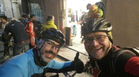 #Finishers!! Llegada a Girona, satisfacción al completo.