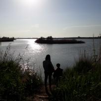 Excursión familiar y calmada por el Estany d'Ivars i Vila-Sana