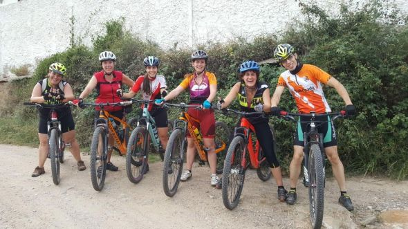 """Una manera diferente de hacer el reto: """"Escuela ciclista D.N."""""""