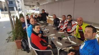KDD en Can Vilar, tras realizar el reto de Makako