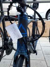 Gracias a Belori Bike por permitirme rodar con una auténtica joya... la quiero volver a montar. Habrá que volver.