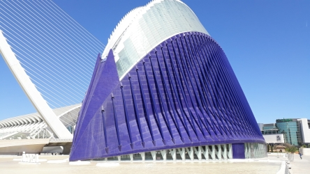 Visita a València... Calatrava style...
