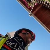 Perspectva vertical del rider... foto accidental jajaja